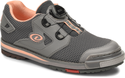 DEXTER SST8 POWER FRAME BOA GREY/CORAL